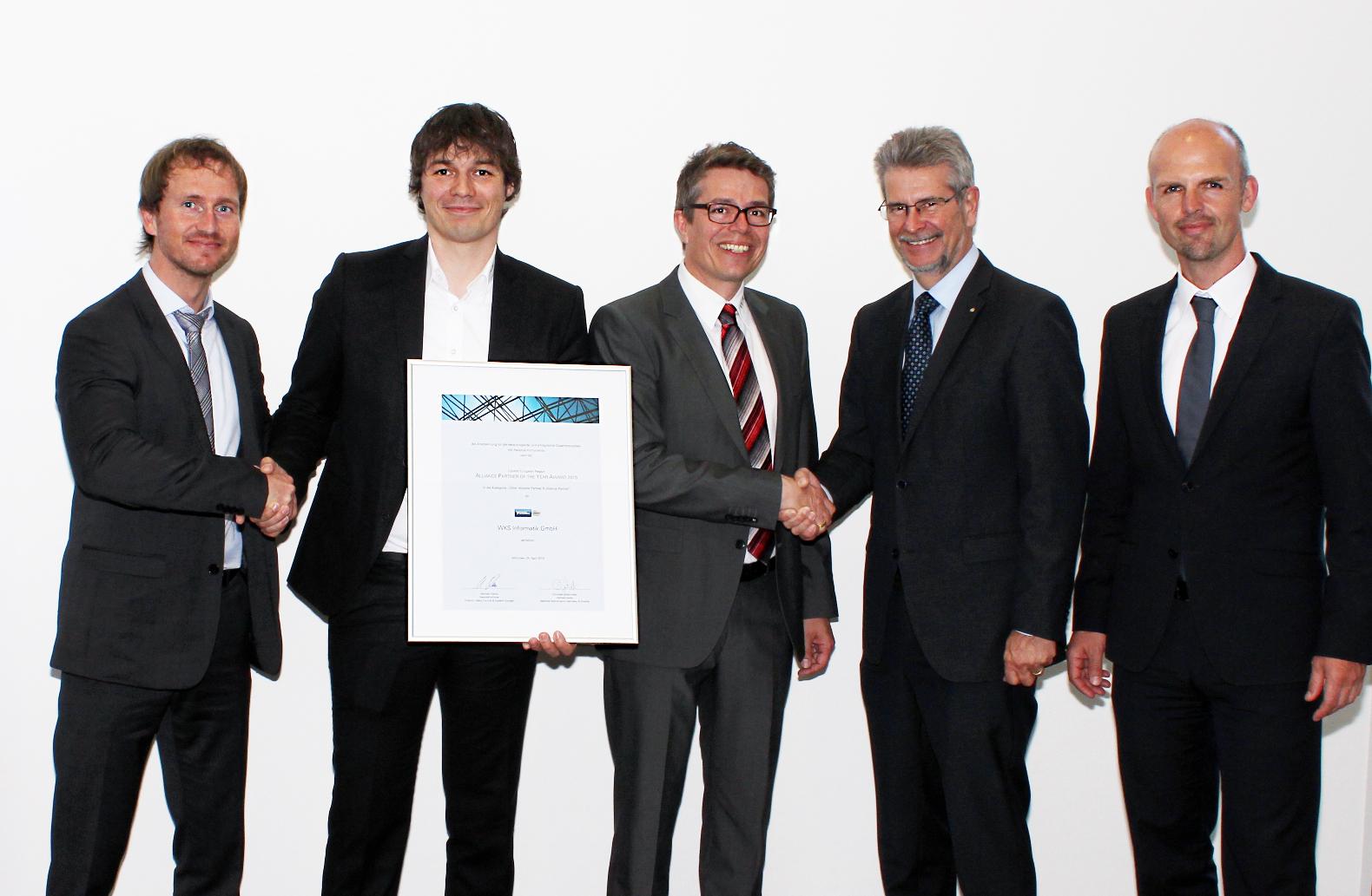 RTStand, WKS, NI, Alliance Partner 2015