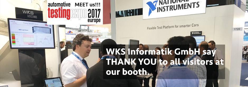RTStand, WKS, NI, Testing Expo